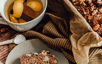 Supersnel suikervrij bananenbrood